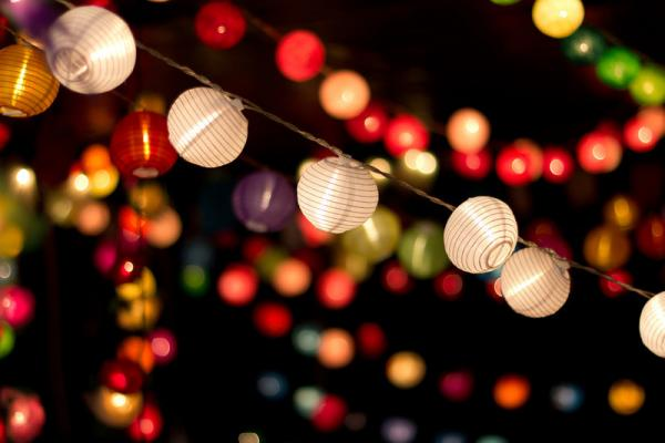 Baldivis Parks Lantern Markets on this Friday evening