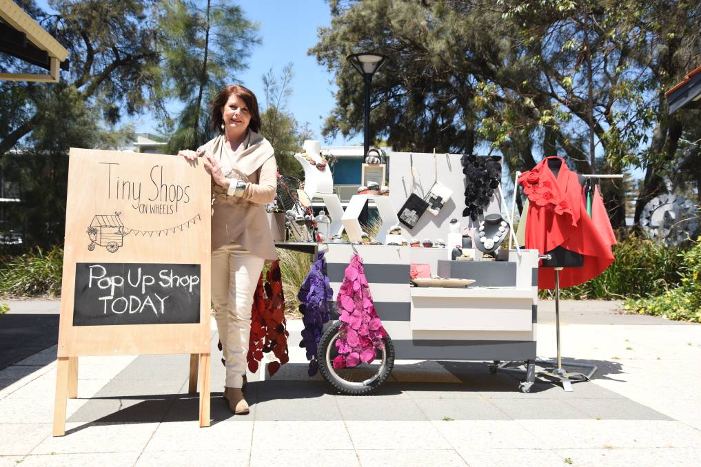 Tiny Shops on Wheels market open this Saturday in Mandurah
