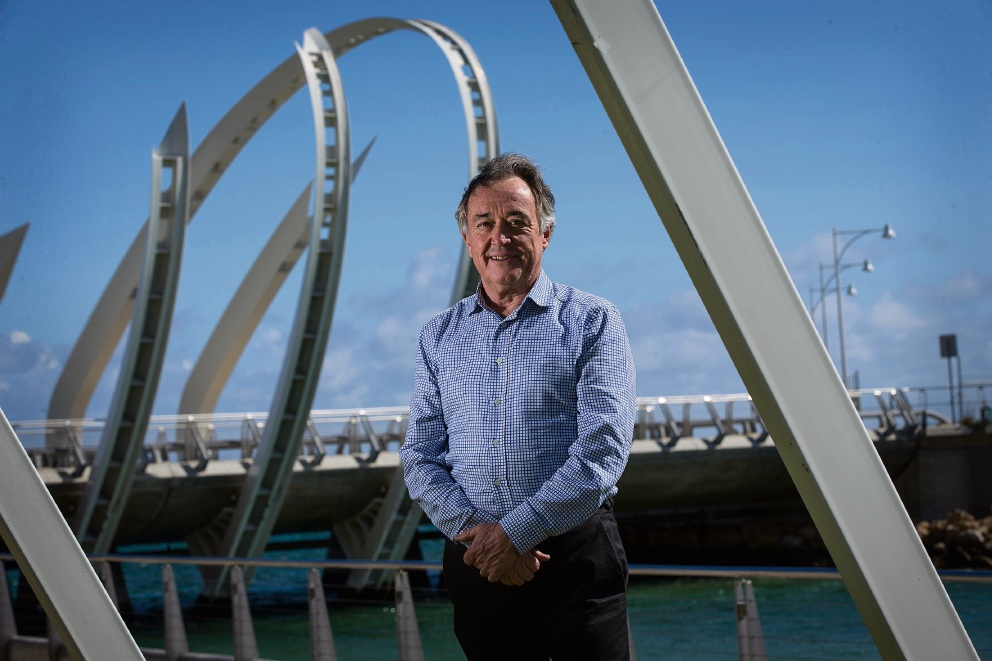 Cockburn councillor Kevin Allen believes Cockburn says he may revisit the idea of Cockburn hosting an Indian Ocean fireworks display in the future.