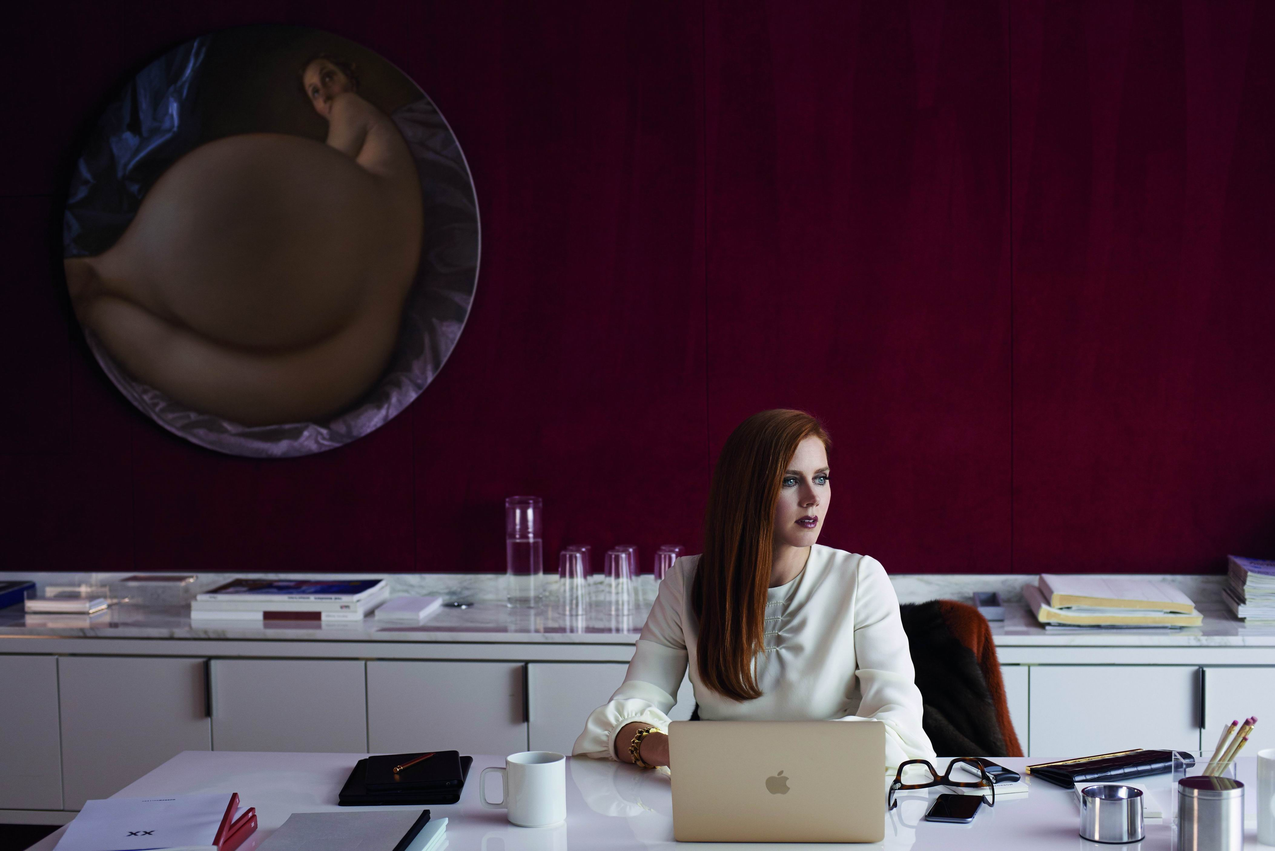 Academy Award nominee Amy Adams stars as Susan Morrow in writer/director Tom Ford's romantic thriller Nocturnal Animals. Picture: Merrick Morton/Focus Features
