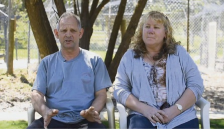 Kwinana couple despair at possible closure of Sunshine Care Services