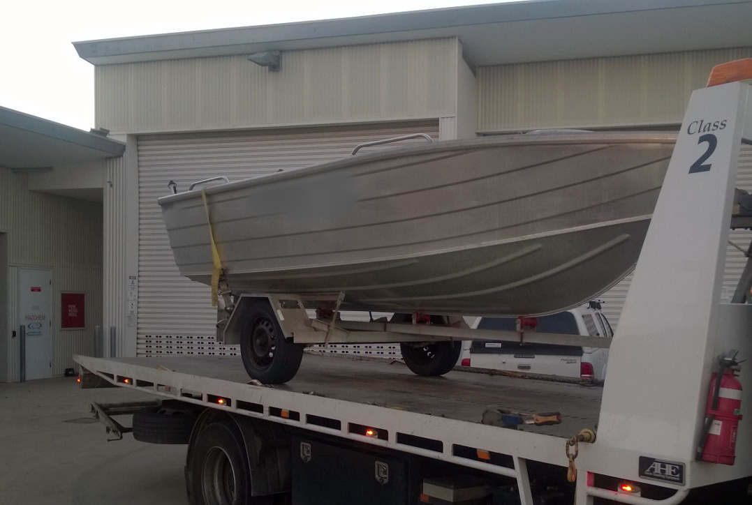 Boats seized by Fisheries as part of blitz on rock lobster fishing offences