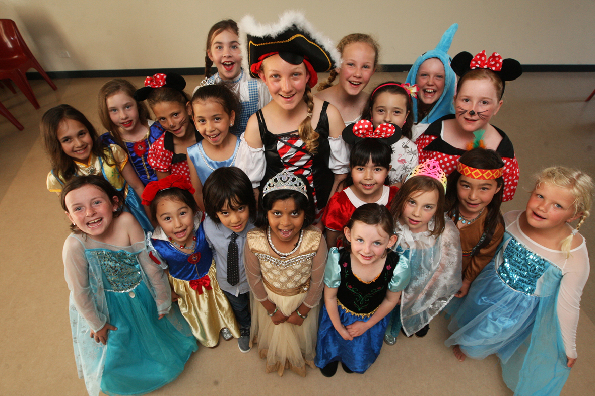 North Coastal Childrens Community Choir will perform popular songs from musicals. Picture: Bruce Hunt d461280