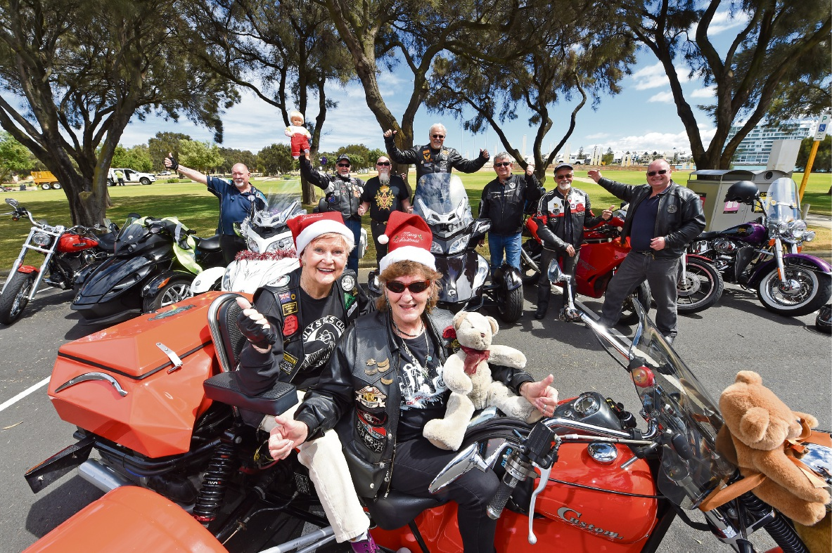 Plenty of events leading up to Mandurah Motorcycle Charity Ride