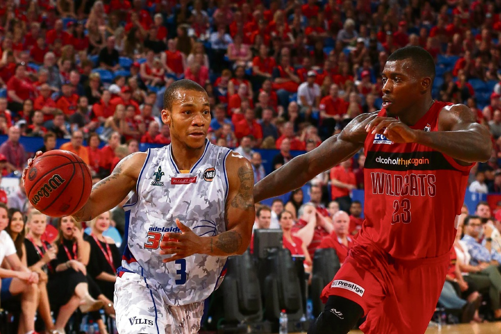 Jerome Randle starred for the Adelaide 36ers in their narrow loss to the Wildcats. Picture: Getty Images