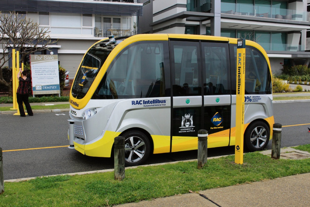 South Perth could benefit from driverless vehicles says expert