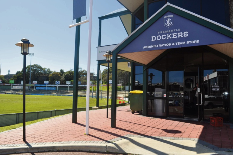 The City of Cockburn will sign a one-year sponsorship deal with the Fremantle Dockers, offering the AFL club $25,000 to support its new women's team.