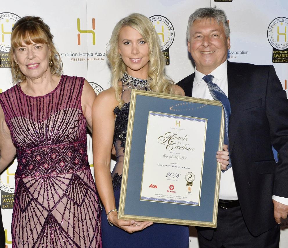 Mandurah venues win AHA Hospitality Awards for Excellence