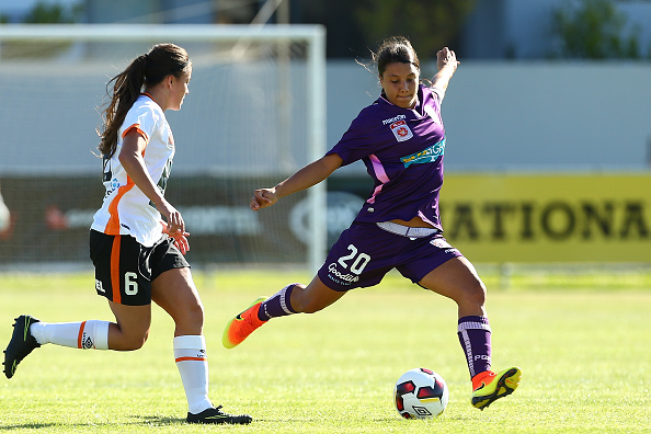 Samantha Kerr. Picture: Paul Kane/Getty Images