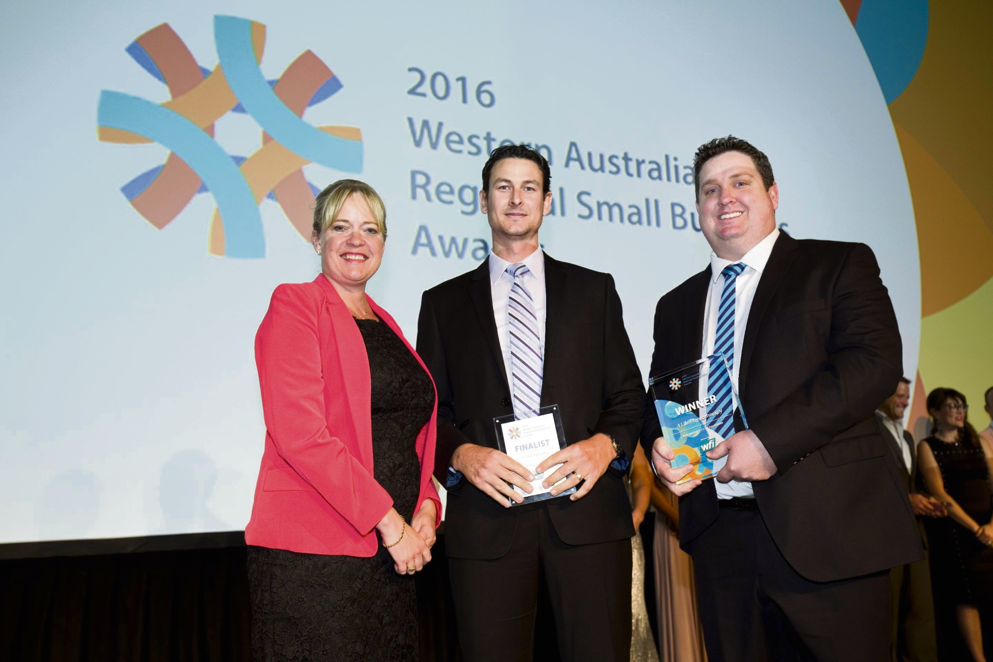 Mandurah's 4 Life Physio wins WA Regional Small Business award
