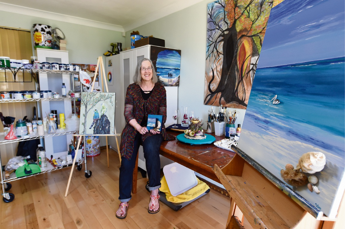 Shoalwater artist to hold first exhibition