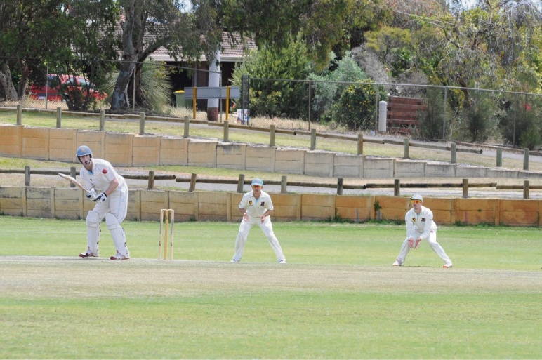 South Perth posted a competitive score for Willetton to chase.