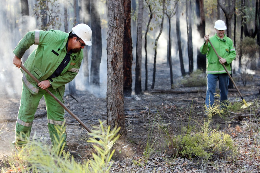 Smoke alert issued for Perth Hills