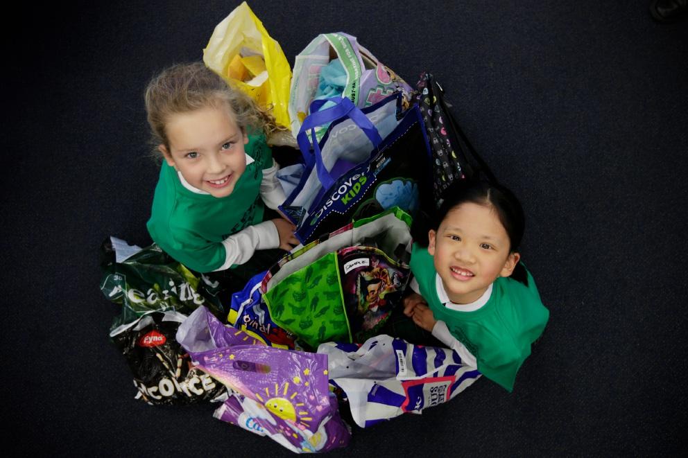 Perth Royal Show: kids get a sneak peak at 268 showbags