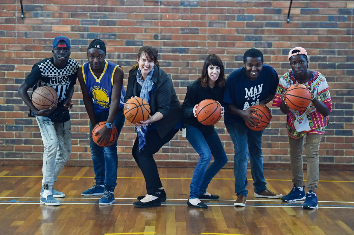 Cockburn Youth Centre hosting basketball game to celebrate youth workers
