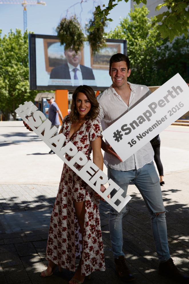 The Bachelor and The Bachelorette stars get together for #SnapPerth 2016