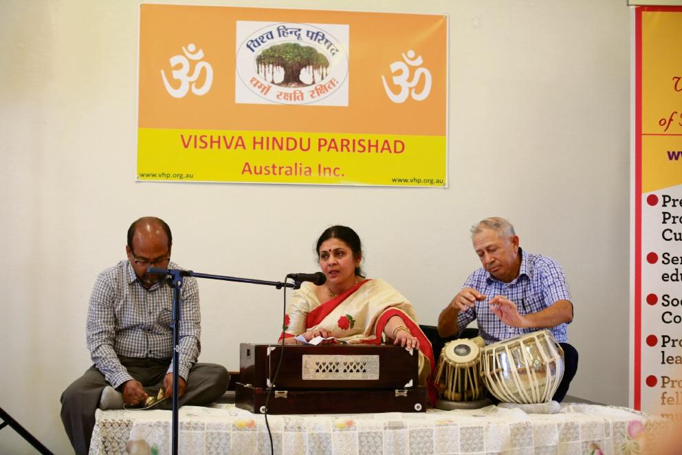Jagdamba Pandey, Durba Bhattacharya and Siddharth Bhattacharya.