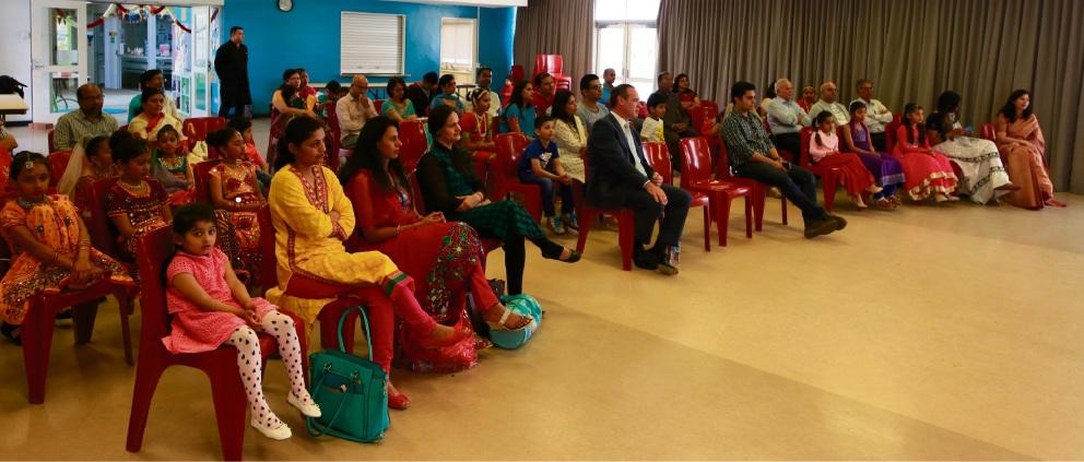 The launch of the Vishva Hindu Parishad WA Chapter in Butler.
