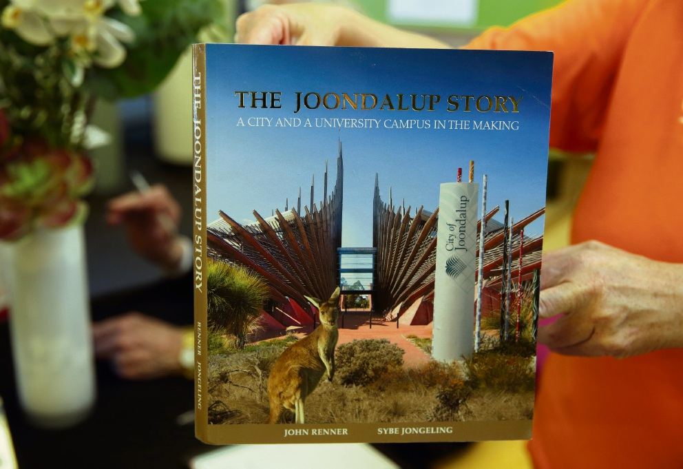 The Joondalup Story: growth of Joondalup told in new book