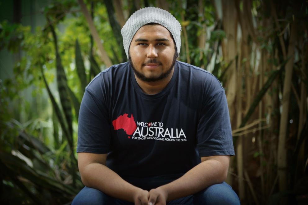Ali Raza Yusafzai  has been named as a finalist for the WA Youth Awards 2016. Picture: Andrew Ritchie www.communitypix.com.au   d461798