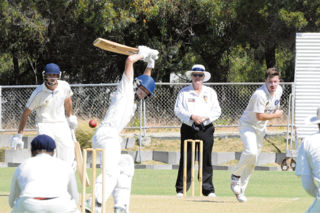Fremantle (bowling) beat Melville in round 6 of the WACA Premier Cricket Competition.