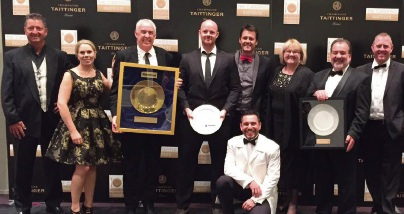South Metropolitan Tafe training area wins another Gold Plate award
