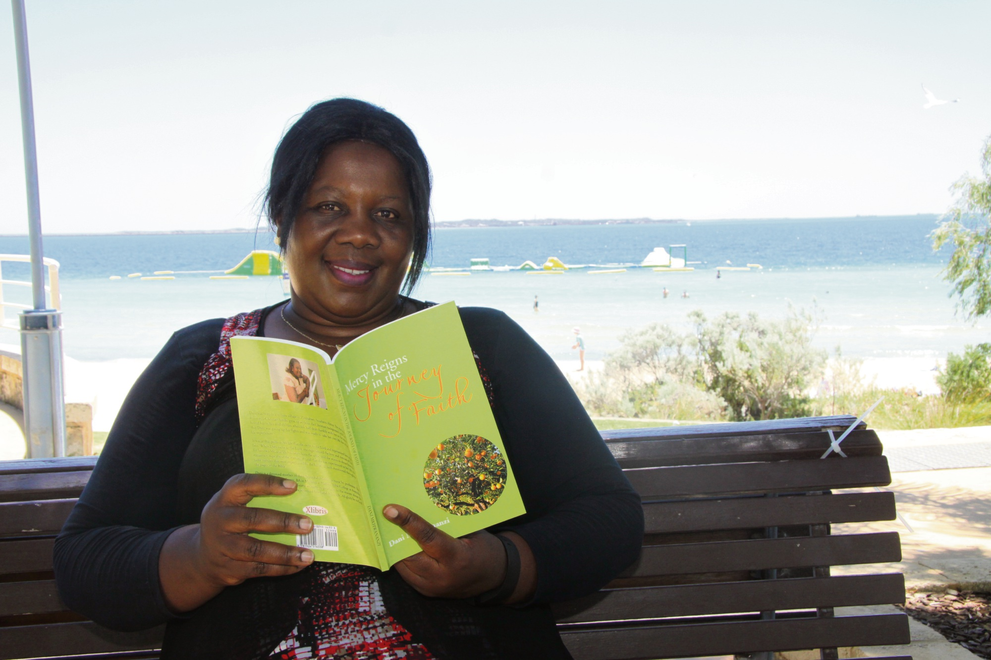 Dani Mkhwananzi has written a book about how her faith changed her life.