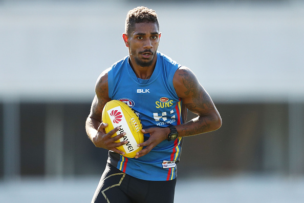 Jarrod Garlett. Picture: Scott Barbour/Getty Images