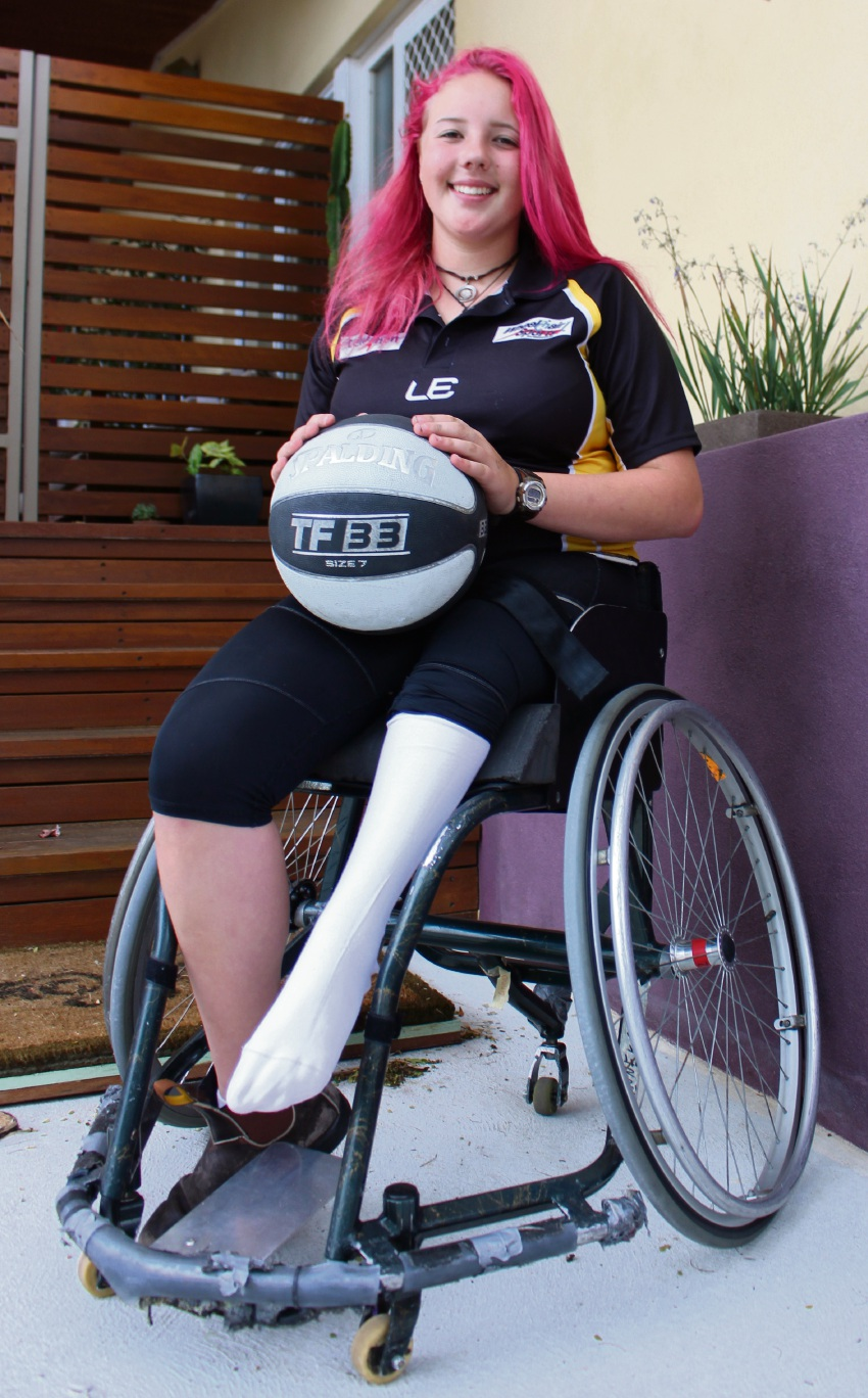 Melville resident's can-do attitude rewarded with WA Youth Award nomination