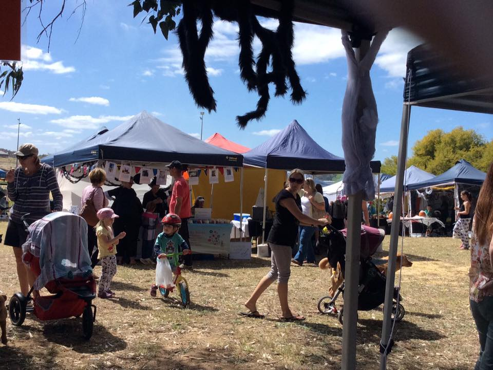 Yanchep Monthly Markets on this Sunday