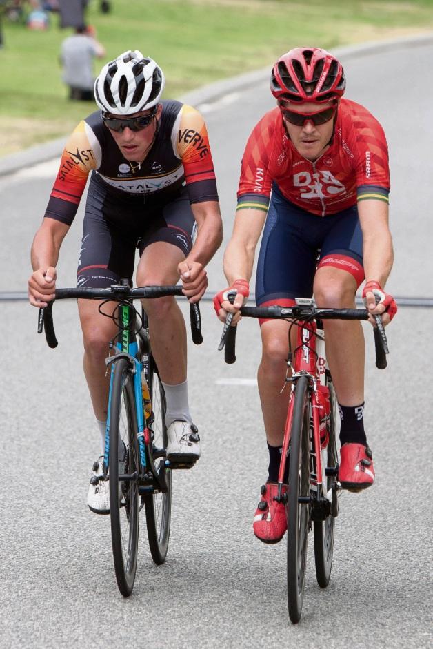 Cycling: Peel strong at Ring series