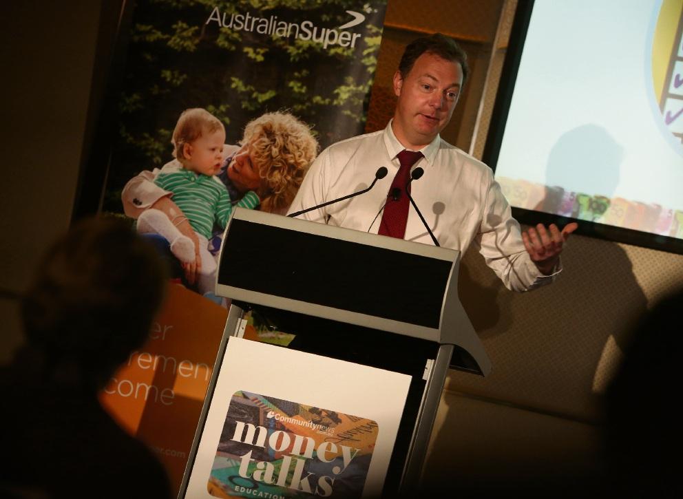 Money Talks Education Seminars offer super super advice