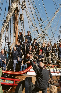 Duyfken to berth at Hillarys as part of 400th anniversary voyage