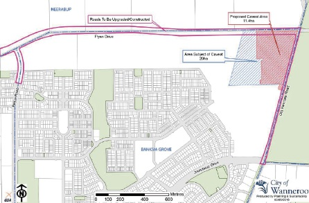 City of Wanneroo passes new deed of agreement to upgrade Banksia Grove roads