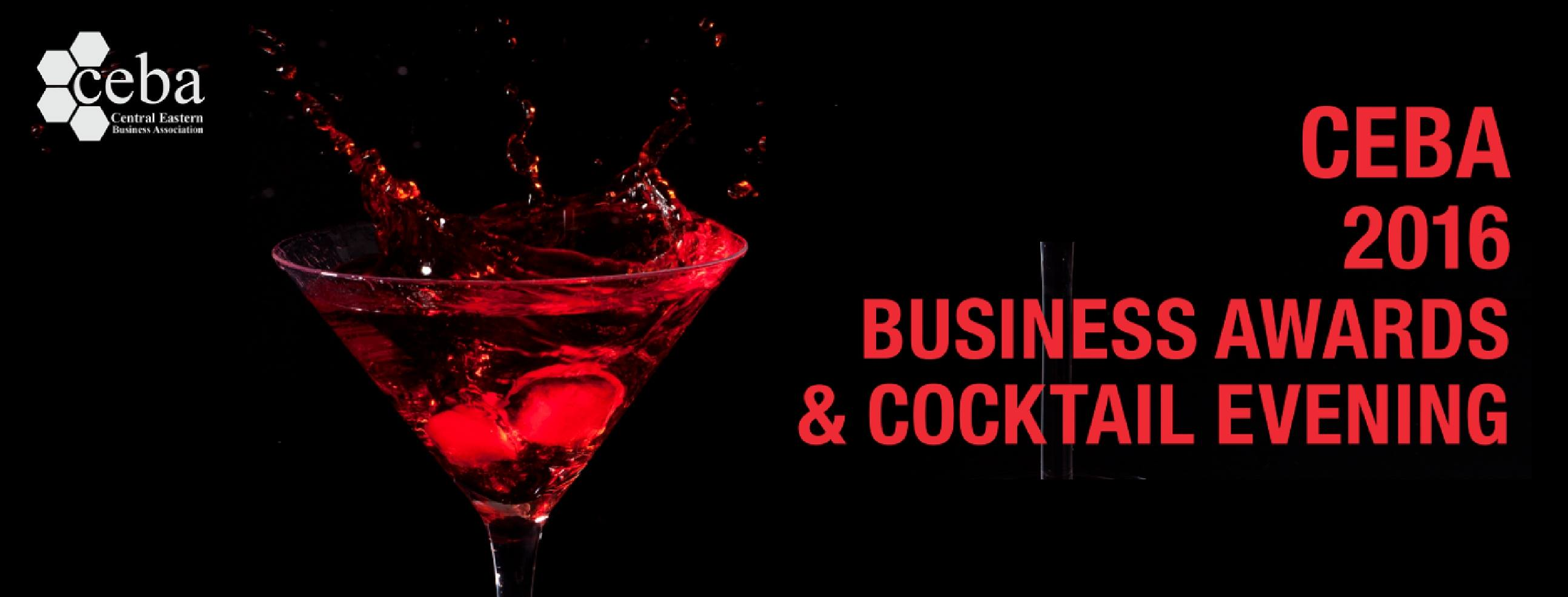 CEBA 2016 Business Awards & Cocktail Evening