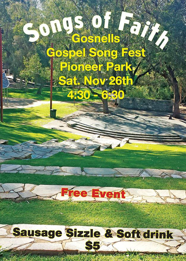 Songs of Faith: Gosnells Gospel Song Fest