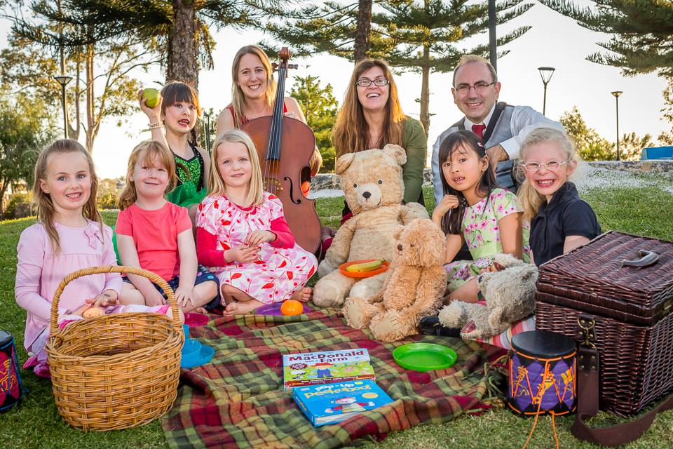 Teddy Bears' Christmas Picnic at Blue Gum Community Centre