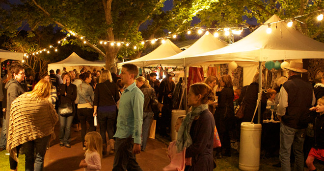 What is Perth's best pre-Christmas market?