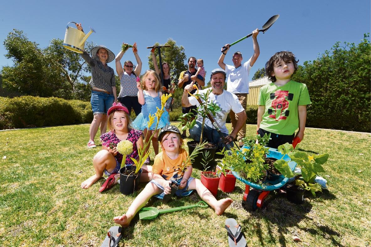 Bertram community garden a step closer to fruition