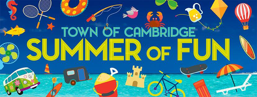 Town of Cambridge presents Music in the Park