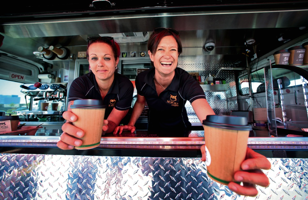 Midland: customers pay coffees forward to surprise nurses