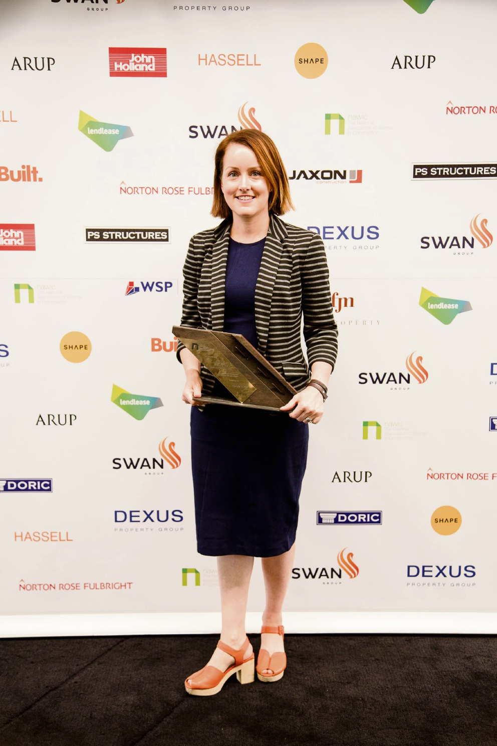 Best Busch: Bayswater resident recognised for landscape work at Fiona Stanley Hospital