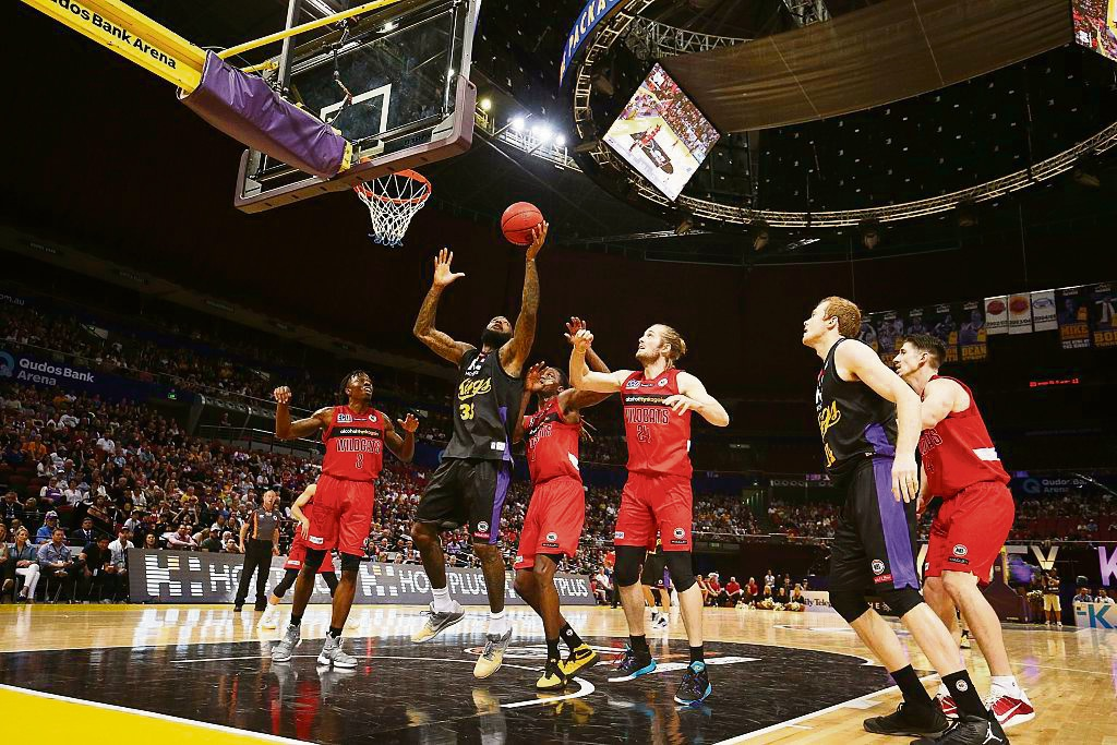 The Wildcats were at their best and worst in two games against the Sydney Kings. Picture: Getty Images