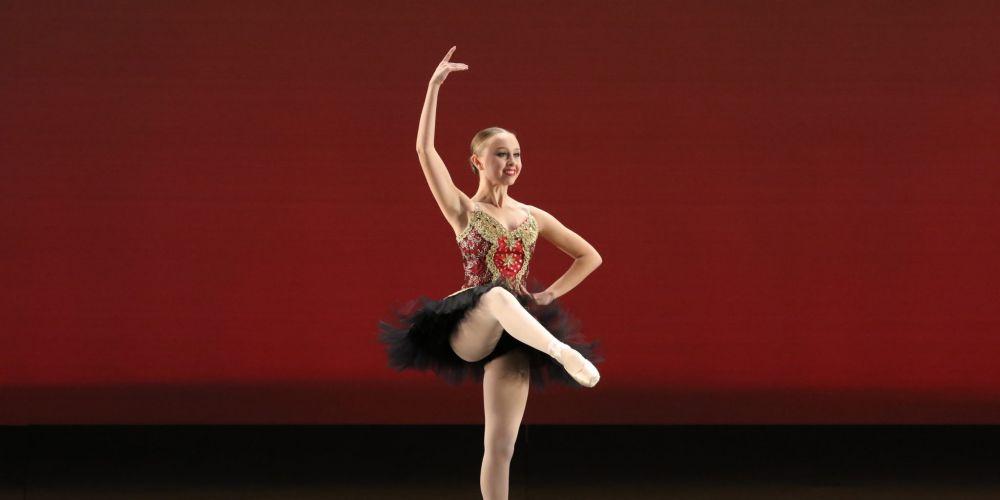 Tamika Farrugia. Picture: DanceVision.TV