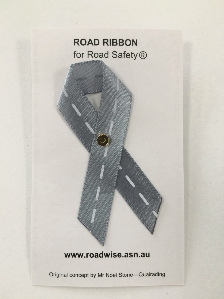 Road Ribbon for Road Safety: cities of Joondalup and Wanneroo get involved