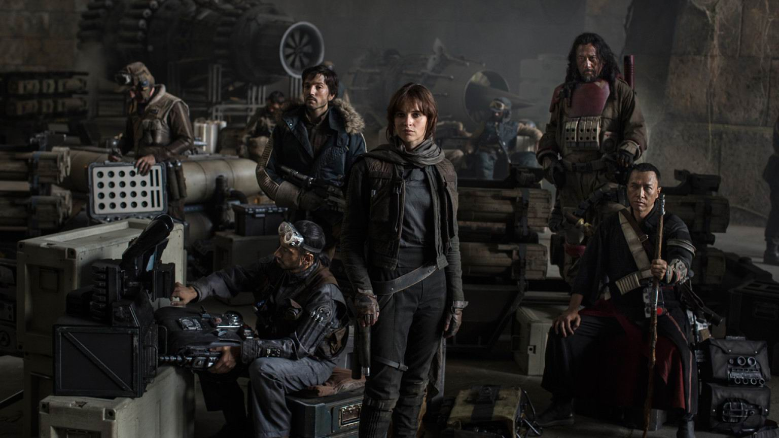Rogue One: A Star Wars Story. Picture: Disney