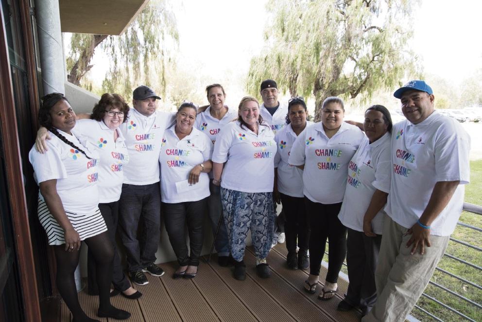 Change Da Shame: Marr Mooditj Training students hope to change stigma around mental health