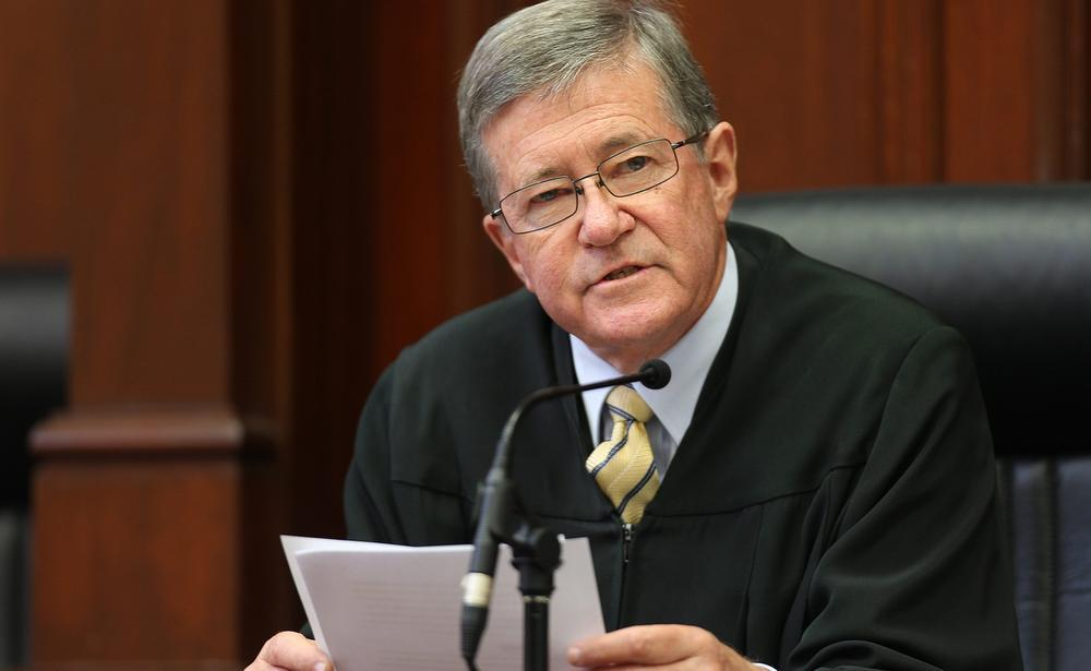 Chief Justice Wayne Martin. Photo: The West Australian.