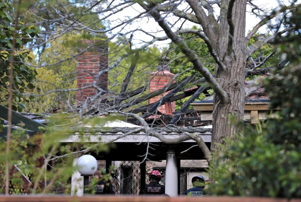 Arson Squad investigate Wattle Grove house fire