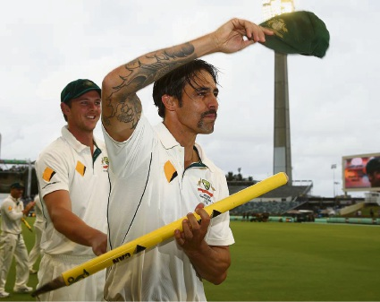 Wanneroo is hoping Mitchell Johnson will feature again this season. Picture: Getty Images